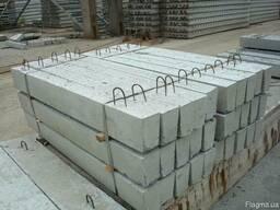 Перемычки бетонные 9 ПБ 13–37–П