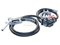 Переносной насос для ДТ 12,24Вольт 50л/мин Италия Piusi - фото 3