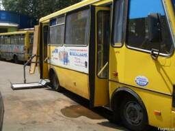 """Переоборудоание автобусов """"от Олексы"""""""