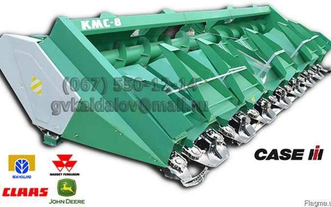 Переоборудование кукурузных КМС-6, -8 для импортных комбайнов