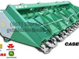 Переоборудование кукурузных КМС-6,-8 для импортных комбайнов