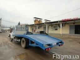 Переоборудование любых грузовых авто в эвакуатор