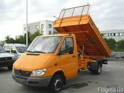 Переоборудование малотонажных грузовиков в самосвал.