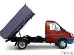 Переоборудование малотонажных грузовоков в самосвал .