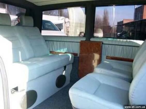 Переоборудование микроавтобусов Бердичев