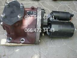 Переоборудование ПД-10 под стартер