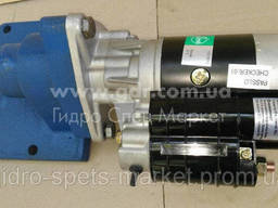 Переоборудование под стартер Дон, Нива (Двигатель СМД-18)