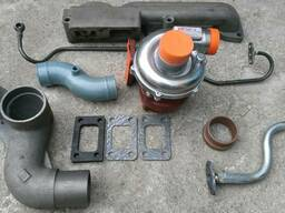 Переоборудование под турбину, турбокомпрессор МТЗ Д-240
