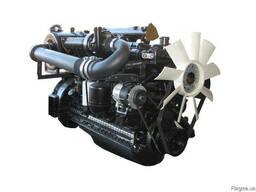 Переоборудование Т-150 ХТЗ на двигатель МТЗ ММЗ Д260.4 Д262