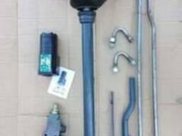 Переоборудование Т-150 под насос-дозатор