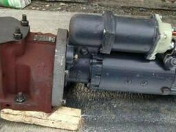 Переоборудование Т-150 СМД-60 под стартер (переходник под...