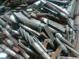На переработку б/у металлорежущий инструмент!