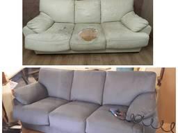 Перетяжка мягкой мебели. Кривой Рог. Цены. Недорого.