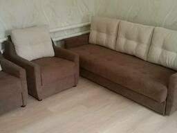 Перетяжка и ремонт мягкой мебели Кривой Рог