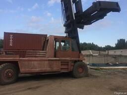 Перевалка грузов по схемам вагон-контейнер, авто-контейнер. - фото 2