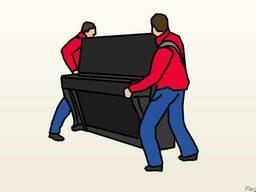 Перевезем Ваше пианино аккуратно и недорого