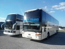 Перевезення на мікроавтобусах та автобусах у Львові