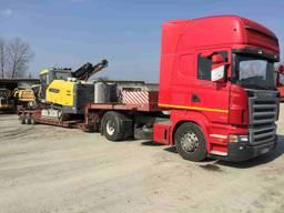 Перевезення негабаритних вантажів по всій Україні
