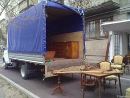 Перевезти мебель, по Броварам