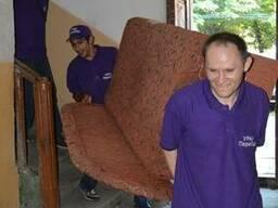 Перевезення меблів, перевезти меблі, переїзд