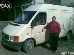 Перевезу вантаж автобусе Мерседес спр 1. 5т. Києву та Україн