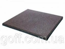 Перевірена Гумова плитка - коричнева