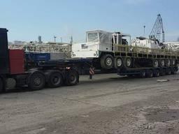 Перевозка дорожной техники: перевозка катка, перевозка асфальтоукладчика