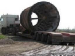Перевозка емкостей цистерн бочек резервуаров котлов платформ