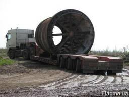 Перевозка емкостей цистерн бочек вагончиков бытовок ларьков