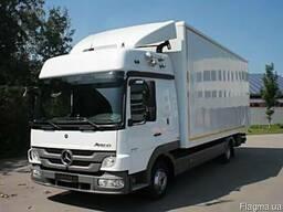 Перевозка грузов - фото 1