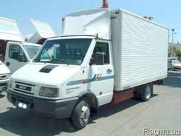 Перевозка грузов по Симферополю, Крыму, России