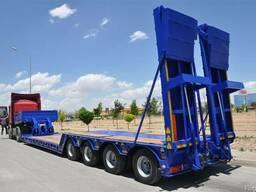 Перевозка грузов тралами