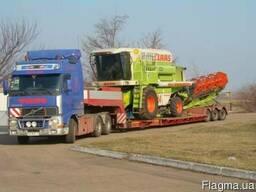 Перевозка комбайна по Украине! от 30 грн / км
