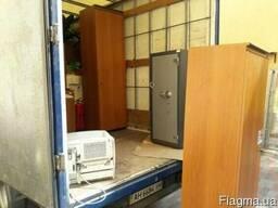 Перевозка мебели мебельными машинами 20 - 40 куб. м