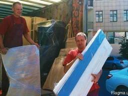 Перевозка мебели. Переезды квартир и офисов в Харькове