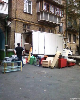 Перевозка мебели. Услуги грузчиков.