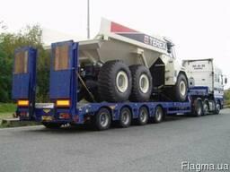 Перевозка негабагитных грузов и спецтехники