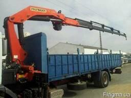 Перевозка негабаритных грузов (Днепропетровск)