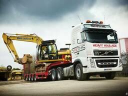 Перевозка негабаритных грузов до 180 тонн