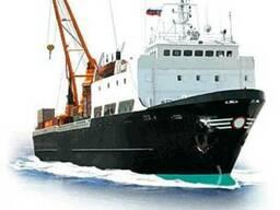 Перевозка негабаритных грузов морским транспортом
