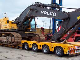 Перевозка негабаритных грузов по Львову и Украине