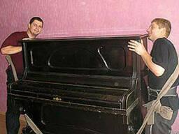 Перевозка пианино грузоперевозки до 5т (гидроборт) грузчики