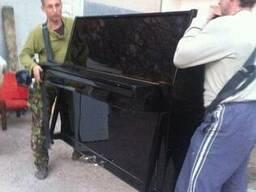 Перевозка пианино, рояля. профессионально. недорого