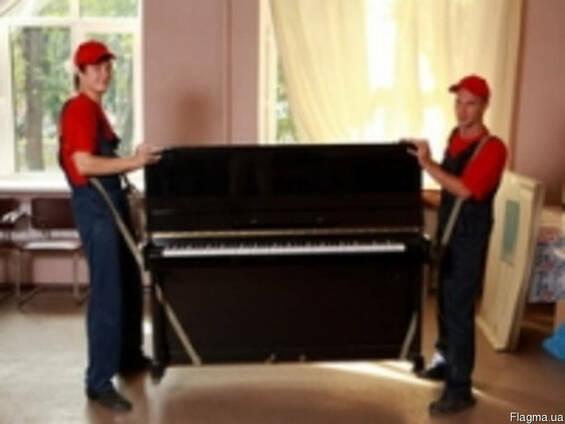 Перевозка пианино по Симферополю и Крыму