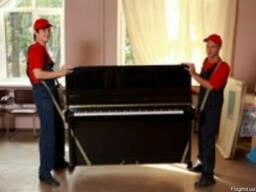 Перевозка пианино по Симферополю и Крыму - фото 1