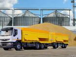 Вантажні перевезення зернових та олійних культур - фото 2