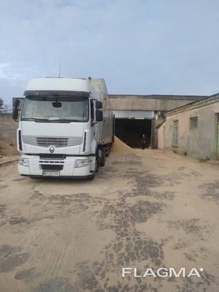 Перевозка щепы, сыпучих грузов. Услуги тента(самосвал) по Украине