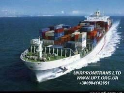 Перевозка и таможенное оформление грузов из Китая