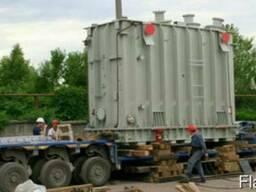 Перевозка трансформатора крупногабаритных грузов Винница