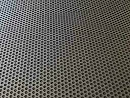 Перфолист нержавеющая сталь 1мм толщина
